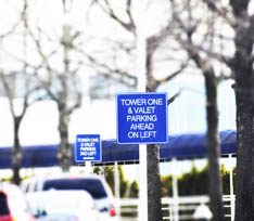 D.O.T Regulatory - Parking Signs